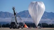 Riesiger Forschungsballon soll 100 Tage um die Erde kreisen