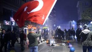 An der türkischen Börse brechen die Kurse ein