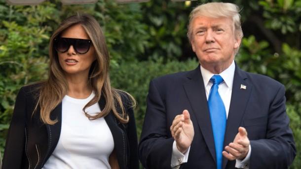 Trump lobt Antirassismus-Demo