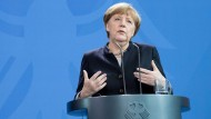 Merkel vermeidet Kommentar zu Trump