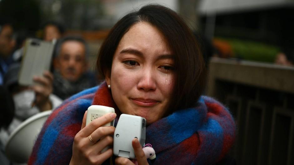 Japanische Journalistin gewinnt Vergewaltigungsprozess
