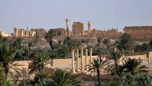 Auf dem Vormarsch nach Damaskus