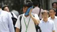 Dutzende Tote durch Hitzewelle in Japan