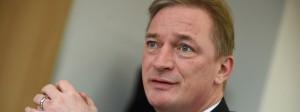Jetzt wurde er entlassen: Der ehemalige EWE-Vorstandschef Matthias Brückmann in Oldenburg