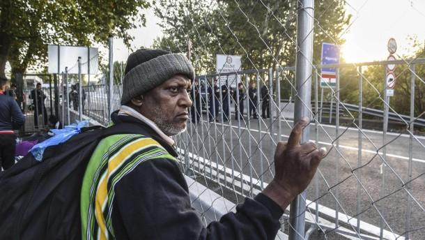 Ungarn plant Zaun an der Grenze zu Rumänien