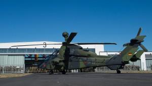 Wartungsfehler soll Hubschrauber-Absturz verursacht haben