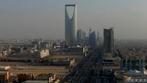 Raketenangriff auf Riad