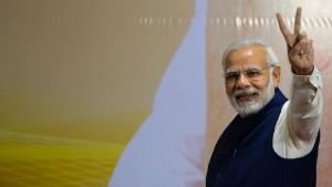 Modi gewinnt Wahl-Vorentscheid und beruhigt Börsen