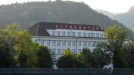 Hauptsitz der Alternative Bank in Otten in der Schweiz.
