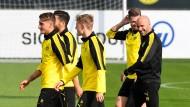 BVB zeigt sich vor Spiel gegen Real Madrid selbstbewusst