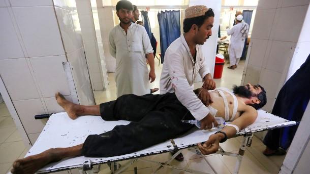 Tote und Verletzte nach Anschlag auf Hochzeitsfeier im Osten Afghanistans