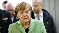 Merkel zeigt Milde für Griechenland