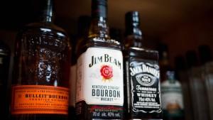 EU-Zölle auf Whiskey, Jeans und Motorräder treten in Kraft