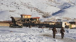 Viele Tote nach Anschlag auf Geheimdienstbasis