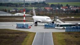 Neues Gewerbegebiet am Kassel Airport geplant