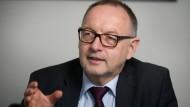 Wellenreiter: Manfred Krupp, Intendant des Hessischen Rundfunks