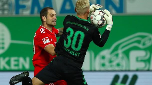 HSV kann wieder nicht gewinnen