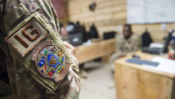 Al-Shabaab-Milizen töten amerikanische Soldaten