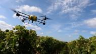 Was Drohnen dürfen