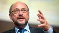 Sorgt für Widerspruch: Martin Schulz