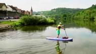 400 Kilometer auf Rednitz, Regnitz und Main