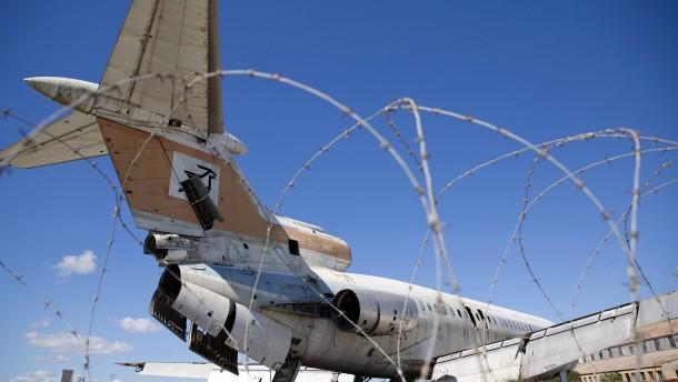 Der Geisterflughafen von Zypern