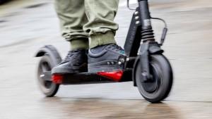 Miet-E-Roller in Mailand vorerst verboten