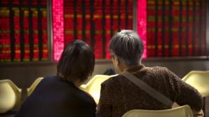Indexumstellung könnte China Zufluss von 100 Milliarden Dollar bescheren