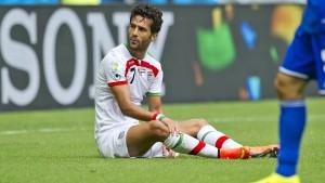 Keine Hilfe von der Fifa