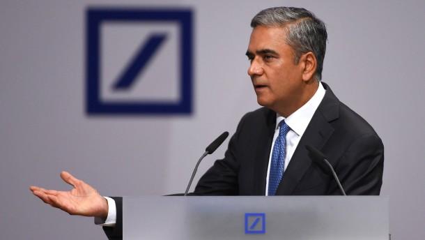 Deutsche Bank will Millionen-Boni von früheren Vorständen zurück