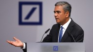 Der ehemalige Ko-Chef der Deutschen Bank, Anshu Jain
