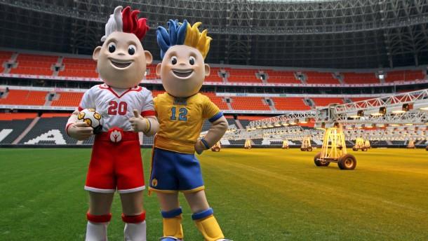 EU-Kommission boykottiert die Spiele in der Ukraine