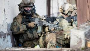 Bundeswehr setzt Vize-Kommandeur der KSK ab