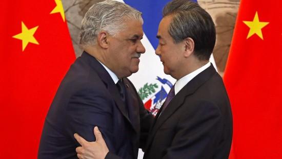Dominikanische Republik kappt Beziehungen zu Taiwan