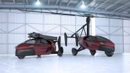 Nach Unternehmensangaben gibt es zwei Versionen des PAL-V, eine luxuriöse für 499.000 Euro und eine einfachere für 299.000 Euro.