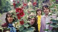 Manches sagten die Beatles 1968 eben doch durch die Blume.