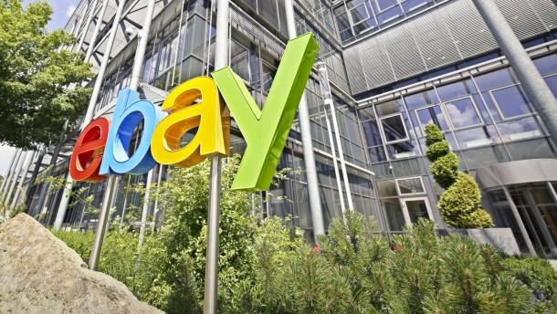 Ebay übertrifft die Gewinnerwartungen