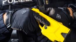 Rheinland-pfälzische Polizei soll Taser bekommen