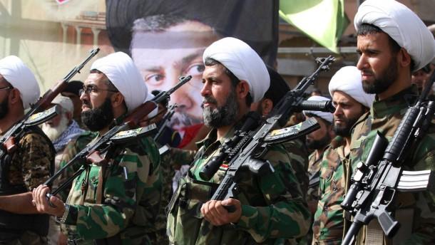 Machtkampf um die Nachfolge Malikis