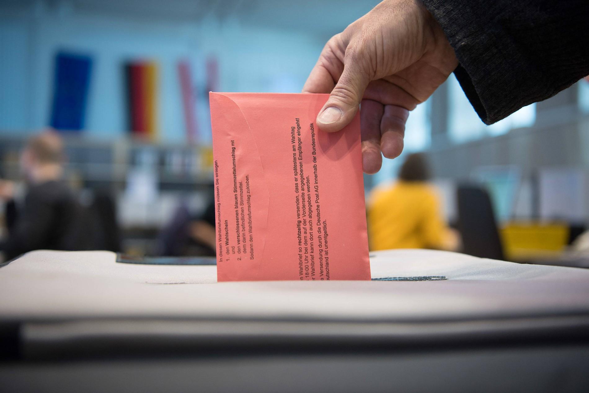 Stimmzettel europawahl 2020 hessen