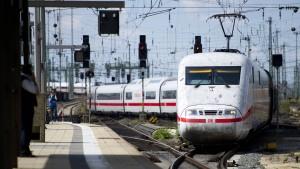 Eisenbahn, Wildbahn, Laufbahn
