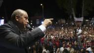 Erdogan würde Todesstrafe genehmigen