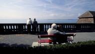 Entspannen am Bodensee: Wer an seine Nachkommen denkt, für den kann eine Fondspolice interessant sein.