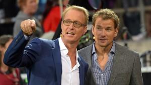 Ein peinlicher Fußballabend mit RTL