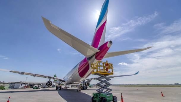 Die neuen Billigflieger der Lufthansa