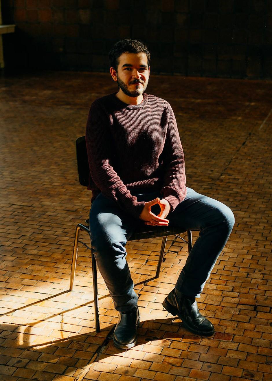 Tugay Sarac, 22 Jahre, studiert Islamwissenschaften in Berlin und ist Imam der liberalen Ibn-Rushd-Goethe-Moschee.