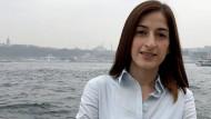 Die Journalistin Mesale Tolu durfte nach ihrer Haftentlassung im Dezember 2017 die Türkei zunächst nicht verlassen