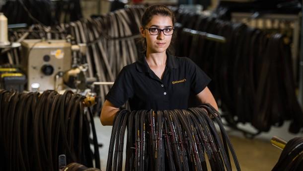Hessen produzieren Reifen für Tour de France