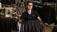 Reifenbacken für Radprofis: Hessen produzieren Reifen für Tour de France