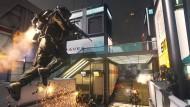 """Am ersten Weihnachtsfeiertag gab es keinen Krieg auf der Playstation. Hier eine Szene aus dem Spiel """"Call of Duty: Advanced Warfare"""""""